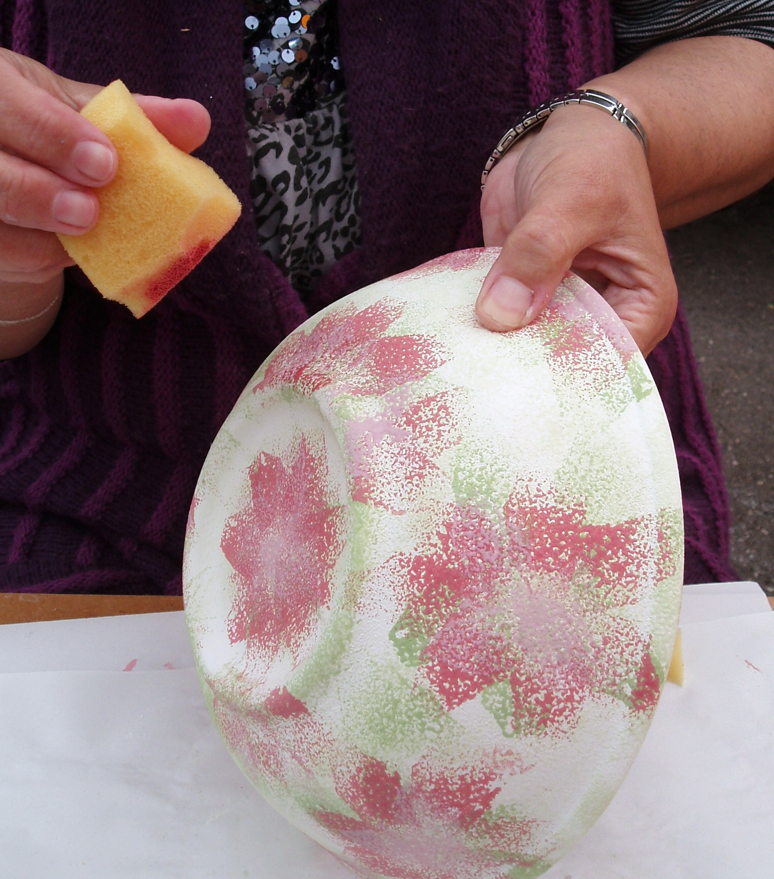 Plants arts and crafts - Decopatch A Craft Which Is Proving To Be Very Popular Everyone Can Do It However Gifted Or Not In Arts And Crafts